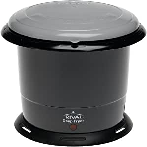 Amazon.com: Rival CW400K Select Cool Touch Deep Fryer