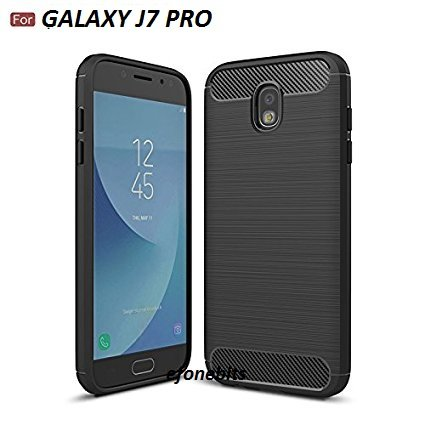 detailed look 5e0b0 c0145 Galaxy J7 Pro Back Cover, Premium Rugged Armor Shock: Amazon.in ...