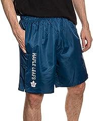 Calhoun NHL Mens Single Layer Quick Dry Shorts with Pockets