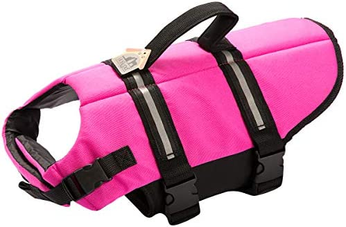 Hollypet Adjustable Lifesaver Reflective Preserver product image