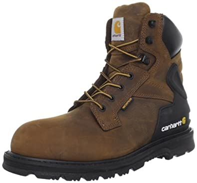 Amazon.com | Carhartt Men's CMW6120 6 Work Boot | Industrial ...