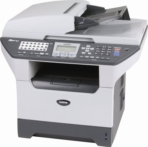 Brother MFC-8870DW Wireless Flatbed Laser All-in-One Printer - Mfc 8870dw Wireless Laser