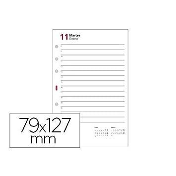 Recambio agenda finocam 603 anualidad -127x79 mm un dia ...