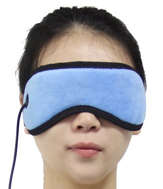 The Only Electronic Dry Eye Compress with a Machine Washable Cover. Conveniently Heated by USB from Any Computer or Battery. Helps: Dry Eye Syndrome, Allergies, TMJ, Sinus Pressure, Stress. Save 24% (Electronic Eye)