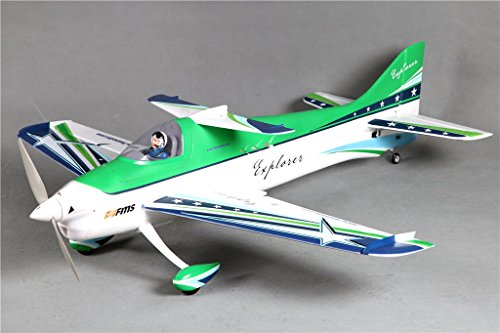 (FMS F3A Explorer RC Airplane 4ch 1020mm (40.2