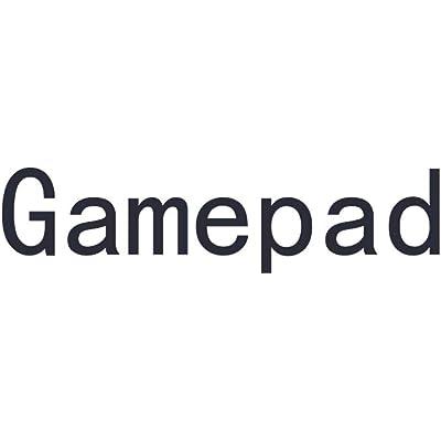 Controlador inalámbrico PS4 para Playstation 4 / Pro / Slim / PC portátil, panel táctil Joypad con doble vibración, forma oportuna al instante para compartir joystick