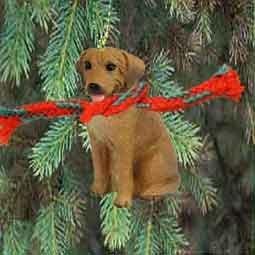 Rhodesian Ridgeback Miniature Dog Ornament