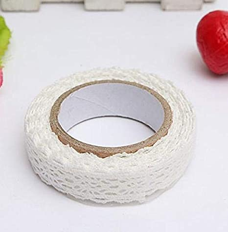 5PCs Pot Décor Rouleau De Papier Artisanat Masking Tape Adhesive Sticker