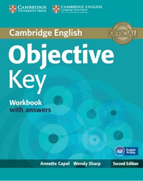 Objective Key 2nd Workbook with Answers: Amazon.es: Capel, Annette ...