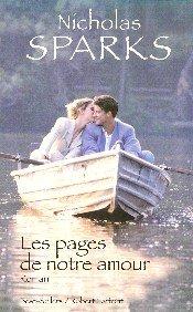 Les Pages de notre amour par Sparks