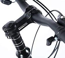 Bicicleta para niños de 20 Pulgadas, Alumnos de niños y niñas, Frenos de Doble Disco, amortiguadores Plegables, Bicicletas de montaña (Color : Black-A, Size : 20 Inches): Amazon.es: Deportes y aire libre
