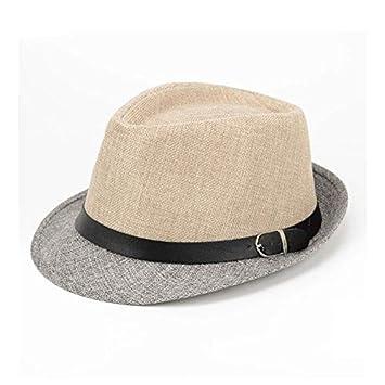 LMXING Sombrero Sombrero De Verano para Hombre Gorra De Playa De ...