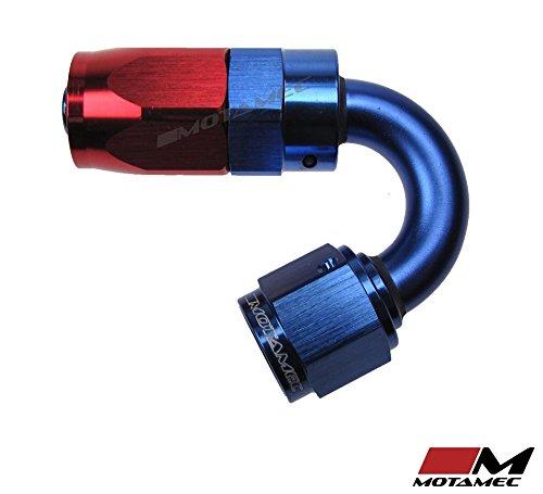 Motamec an -6 AN6 Jic 150 gradi girevole in lega di montaggio per il tubo olio combustibile
