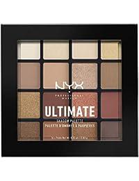 Ultimate Shadow Palette, Eyeshadow Palette, Warm Neutrals,1 Count
