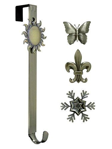 Adjustable-Length-Wreath-Hanger-with-Interchangeable-Icons