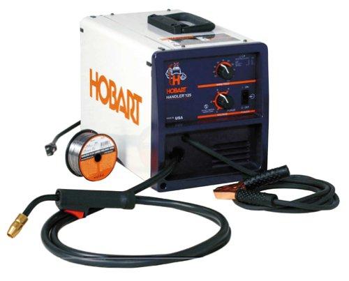 41VGBEYEYRL hobart 500487 handler 125 115 volt 30 to 125 amp arc single phase