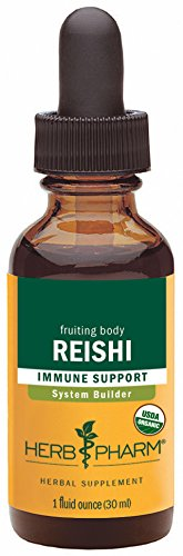 Herb Pharm Reishi Mushroom Extract Immune System Builder - 1 Ounce