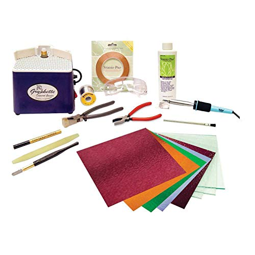Stained Glass Start-Up Kit -