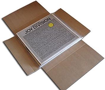 CUIDATUMUSICA Cajas Cartón Embalaje y Envío para Enviar Discos de ...