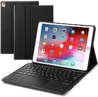 Ewin® 最新型 iPad 第8世代 iPad 10.2/10.5 キーボードケース JIS基準日本語配列 第7世代 2019モデル bluetoothキーボード ワイヤレス タッチパッド搭載 ロック可能 脱着式...