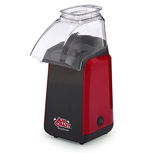 UPC 735343703553, West Bend 82418R Air Crazy Hot Air Popcorn Popper
