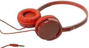 One for All SV 5334 Comfort en auriculares de 3,5 mm Jack Plug / 1,2 m Rojo