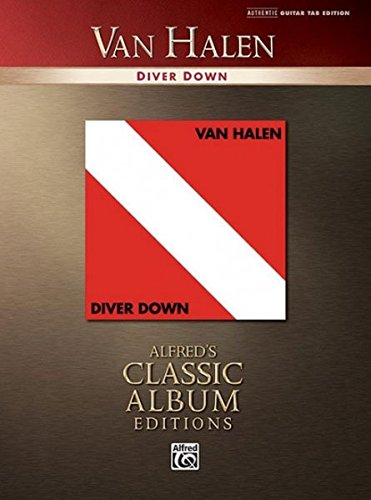 - Van Halen - Diver Down (Alfred's Classic Album Editions)
