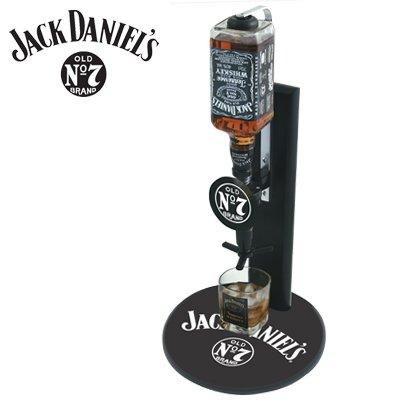 Jack Daniel's No 7 - Free Standing Spirit Dispenser