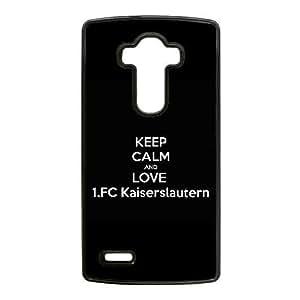 Keep-calm-Y-AMOR-1FC-Kaiserslautern-2 para funda LG mejor caja del teléfono celular G4 funda cubre negro