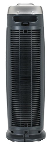 GermGuardian AC4825 3-in-1 Air Cleaning System with True HEPA Filter, UV-C Sanitizer, Allergen and Odor Reduction, 22-Inch Air Purifier