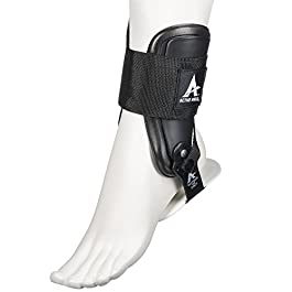 Active Ankle T2 Ankle Brace, Rigid Ankle Stabilizer for Protection & Sprain Support for Volleyball, Cheerleading, Ankle…