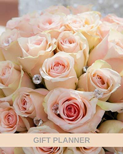 Gift Planner: Gift Series: Registry Present Receipt log, Organizer, Birthday, Bridal, Baby Shower, Wedding, Christening Christmas  Recorder Journal ... Bar Mitzvah & Bat Mitzvah,housewarm (Best Bar Mitzvah Gifts)