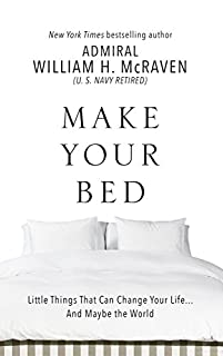 Book Cover: Make Your Bed: Little Things That Can Change Your Life. . .And Maybe the World