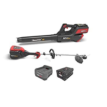 Snapper XD SXDCUB 82V Cordless Battery-Powered Clean Up Bundle, 1687885