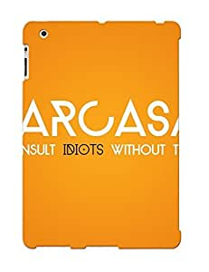 For Ipad Case, High Quality Sarcasm For Ipad 2/3/4 Cover Cases / Nice Case For Lovers' Gifts