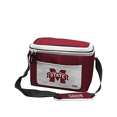College Watches Bulldogs State Mississippi (NCAA Mississippi State Bulldogs 12 Can Soft Sided Cooler)