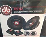 db Drive P3 6K Pro Audio Midrange Speaker