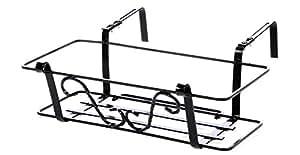 balconiera marco 6ajustable balconiera cm 53/ganchos a hasta 30cm Art.11004_ 30–100% Made in Italy -