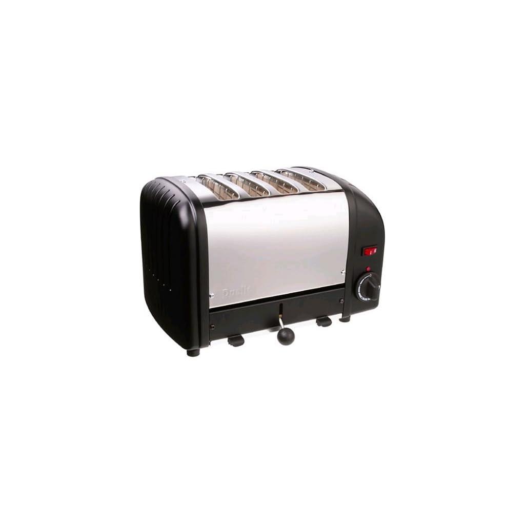 Dualit 4 Slice Toaster Black