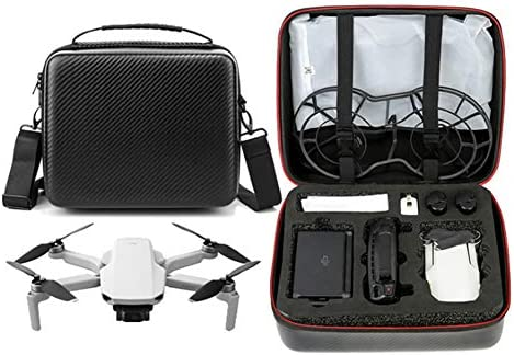 ROWEQPP Waterproof Carrying Case for Mavic Mini Protective Storage Bag Travel Case Shockproof Bag for DJI Mavic Mini Drone Accessories / ROWEQPP Waterproof Carrying Case for Mavic Mini Protective Storage Bag Travel Case Shockproof ...