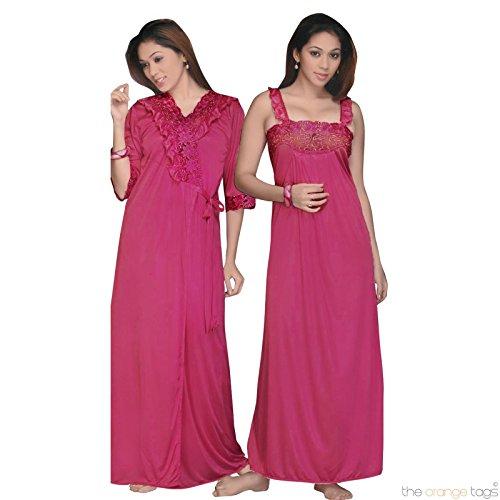 Tags Camicia Donna The da notte Orange Rosa BvgxO