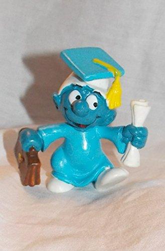 (1980 Vintage Smurf Graduation 2