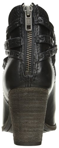 Naomi Noir Frye Pickstitch Femmes Bootie Shootie Naomi Cheville Pickstitch dxxRZvq