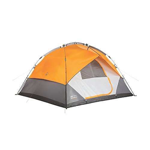 (Coleman Signature 2000015676 Tent Inst Dome 7P Dbl Hub Signature)