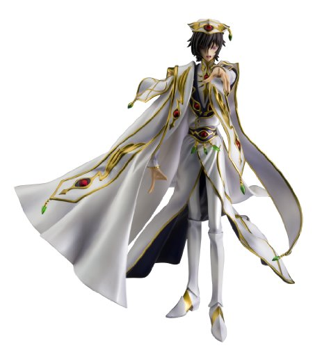 Lelouch vi Britannia 1/8 Scale G.E.M. Code Geass R2 for sale  Delivered anywhere in USA