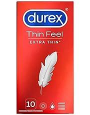 Durex Condooms Thin Feel Extra Thin 10st