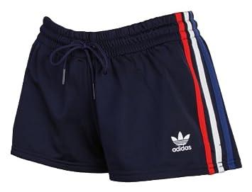 adidas Originals 3 Str Short Damen Blau