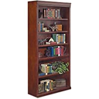 Martin Furniture Huntington Club Office  Open Bookcase, 72