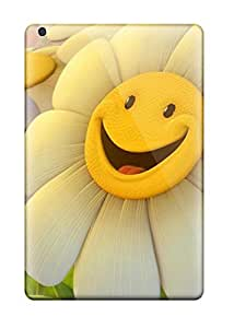 New Arrival UFVVumG814LAMPD Premium Ipad Mini/mini 2 Case(happy Flower ) by supermalls