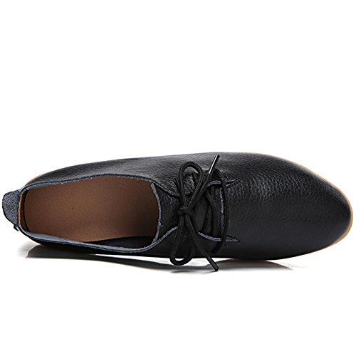 Donna Doratasia Black 1 Stringate Scarpe qqrTa7H